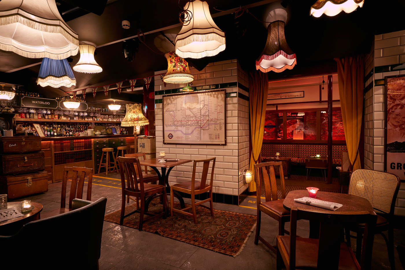 Cahoots Soho Venue Hire Inception Group
